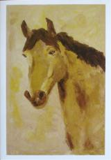 So Clever Horse Card
