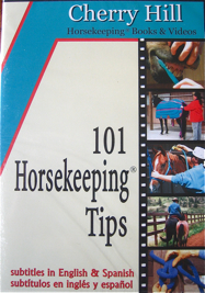 101 Horse keeping Tips