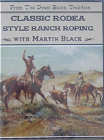 Classic Rodea Style Ranch Roping