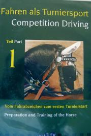 Competition Carriage Driving part 1