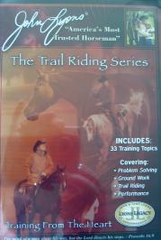 John Lyons. The Trail Riding Series.