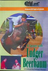 A lesson with Ludger Beerbaum.