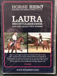 Laura Bechtolsheimer and her Grand Prix Horses