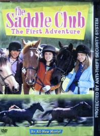 The Saddle Club The First Adventure