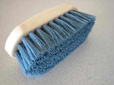 Dandy Brush polypropylene.