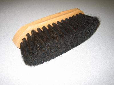 Dandy Brush Horsehair Blend