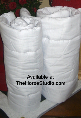 Pillow Horse Wraps.