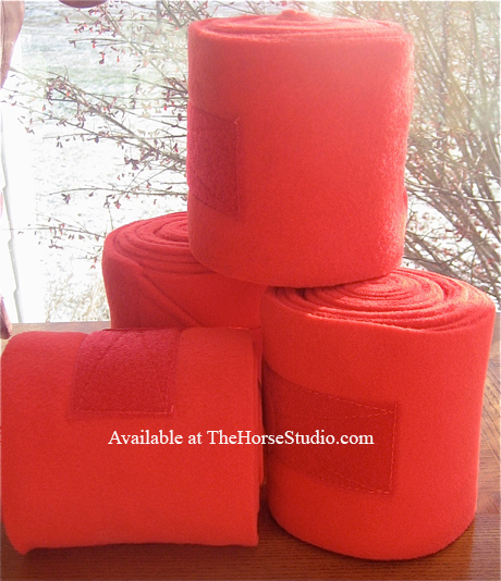 red polo wraps set 4 PRI