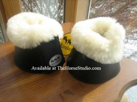 Lambswool Bell Boots