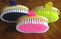 Body Brush Synthetic Kids Small Hands Stablemates