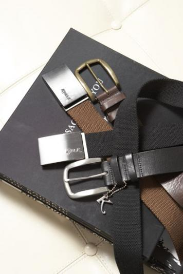 Kyra K. Woven Belts