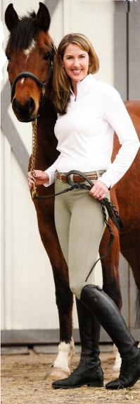 Hampshire Breeches Front