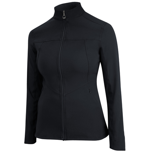 irideon cavaletti riding jacket black