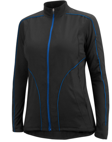 irideon pipeline jacket black cobolt