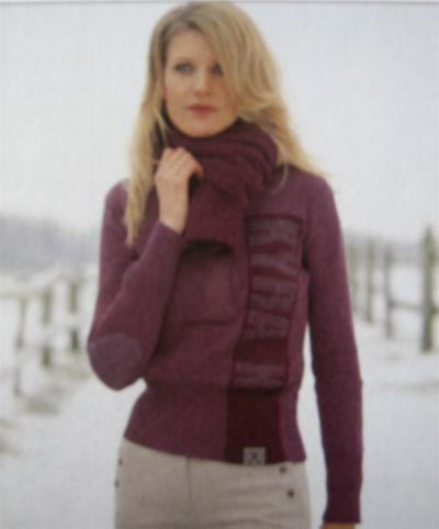 Kyra K. Equestrian Sweater