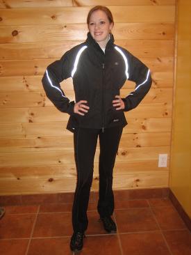 EOUS Endura High Tech Riding Jacket