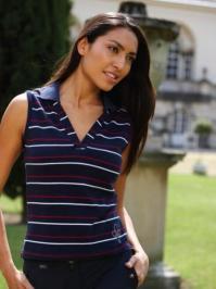Kyra K. Pia Polo Shirt