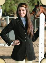 Dressage Coat Lightweight High Tech