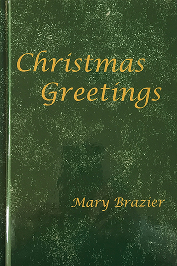 Christmas Greetings by International Artist Mary Brazier