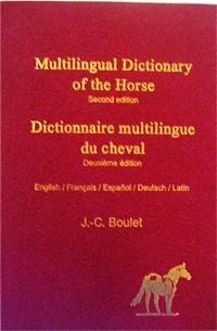 Multilingual Dictionary of the Horse