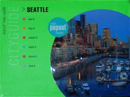 Seattle Pop Up Guide Book.