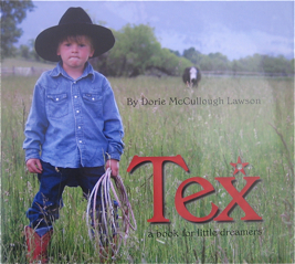 Tex A book for Little Dreamers