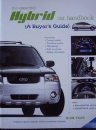 The Essential Hybrid Car Handbook